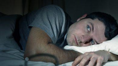 برون ریزی در خواب