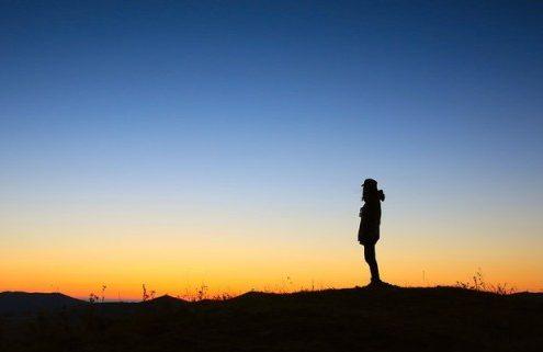 ترس از تنهایی در سالیتود