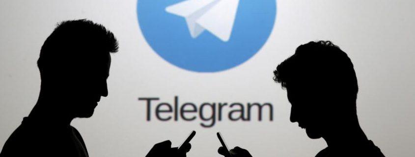 مسدود شدن تلگرام